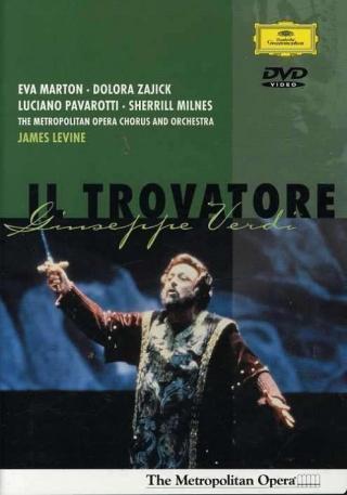Il Trovatore - VERDI GIUSEPPE [DVD]